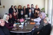 NIHAT ERI - AK Parti Genel Merkez Kadın Kolları Kongresine Mardin'den 100 Kişilik Ekip