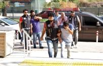 TEFECİLİK - Alanya'da Tefeci Operasyonunda Gözaltına Alınanlar Adliyede