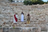 TİYATRO OYUNU - Ayaş Antik Tiyatrosu 2 Bin Yıl Sonra Tekrar Perde Diyor