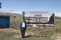 Aydıntepe İlçesine Yapılacak Olan Entegre Hastanesi İnşaatı Başlıyor