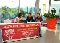 MEHMET ALI ÇALKAYA - Balçova'da Gençlere YKS Desteği