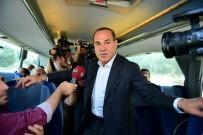 ÇATALAN - Başkan Sözlü Açıklaması 'Adnan Menderes Adası'nı Da Temizleyeceğiz'