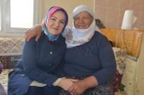 YEMLIHA - Bayan Çolakbayrakdar İlçedeki Yaşlıları Ziyaret Ediyor
