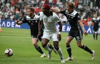 FATIH AKSOY - Beşiktaş Üst Tura Çıktı