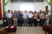 Burhaniye'de Belediye Personeline Motivasyon Eğitimi