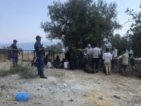 KAÇAK GÖÇMEN - Çanakkale'de 45 Kaçak Göçmen Yakalandı