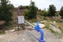 HAMIDIYE - Ceyhan'da Dokuztekne-Sarımazı İçme Suyuna Kavuştu