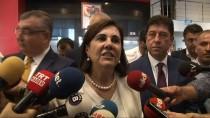 YAŞAR TÜZÜN - CHP PM Üyesi Gaye Usluer Açıklaması'bundan Sonraki Süreç Genel Merkezin Değerlendirme Süreci Olacak'