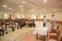 SENDİKA BAŞKANI - Dinar Belediyesi'nde Çalışan 122 İşçi Sendikaya Üye Oldu