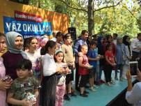 TEVFIK GÖKSU - Esenler'de 7 Bin Çocukla Yaz Okullarına Renkli Kapanış