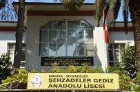 NECİP FAZIL KISAKÜREK - Gediz Anadolu Lisesi Manisa'nın Gururu Oldu