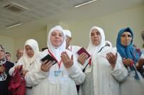MARDİN HAVALİMANI - Hacı Adayları Dualarla Uğurlandı