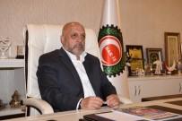 MAHMUT ARSLAN - HAK-İŞ Genel Başkanı Arslan'dan ABD'ye Tepki