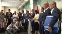 PARTİ MECLİSİ - İşte  CHP'de Olağanüstü Kurultay İçin Toplanan İmza Sayısı