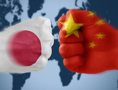 Japonya ile Çin arasında Doğu Çin Denizi anlaşmazlığı