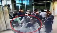 Kadın Güvenlik Görevlisi Hastanede Darp Edildi