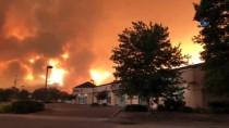 KALIFORNIYA - Kaliforniya'da Devam Eden Yangınlar Söndürülemiyor