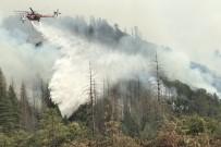 KALIFORNIYA - Kaliforniya'da Yangınlar Söndürülemiyor