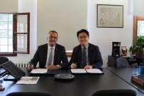 HASAN ALI KARASAR - Kapadokya Üniversitesi Ve Kore Hankuk Üniversitesi Arasında Akademik İşbirliği Yapıldı