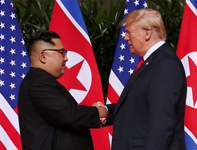Kim'den Trump'a yeni mektup!