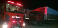 VİRANŞEHİR - Kızıltepe'de Zincirleme Tır Kazası