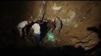 Maden Ocağında Mahsur Kalan 4 İşçi Böyle Kurtarıldı