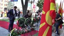 CUMHURIYET BAYRAMı - Makedonya'da İlinden Ayaklanması'nın 115. Yıl Dönümü