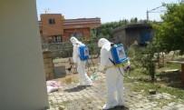 AKREP - Mardin'de Akrep Ve Haşere İle Mücadele Timi Kuruldu