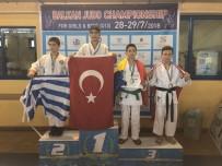 SELANIK - Minik Judocular Balkanlardan 6 Madalya İle Döndü
