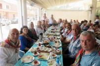 BENNUR KARABURUN - Mudanyalı Yörük Türkmenlere Toplu Katılım