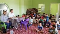 ABDULLAH ÇALIŞKAN - Müftü Çevik, Köy Ziyaretlerine Devam Ediyor