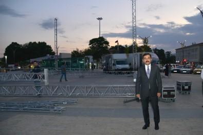 Neşet Ertaş Kültür Festivali Hazırlıkları Tamamlandı