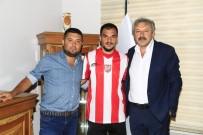 DARıCA GENÇLERBIRLIĞI - Nevşehir Belediyespor, Can Morgül'ü Transfer Etti