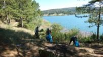 ÇÖP KONTEYNERİ - Piknik Alanları Temizlendi