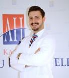 PSIKOLOJI - Psikolog Mert Dravor, Anadolu Hastanesinde Göreve Başladı