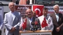 ŞANLIURFA MİLLETVEKİLİ - Şanlıurfa'dan Afrin'e İnsani Yardım