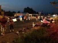 MEHMET KıLıÇ - Seydikemer'de Trafik Kazası Açıklaması 1 Ölü