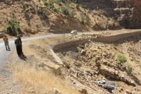 HABUR - Şırnak'ta Kamyonet Uçuruma Yuvarlandı Açıklaması 3'Ü Çocuk 5 Yaralı