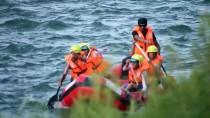 Tarihi İlçede Rafting Heyecanı