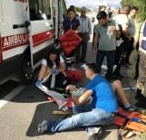 Trafik Kazası Sonrası Can Pazarı Açıklaması 2 Ölü, 3 Yaralı