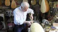 GARIBAN - Uşaklı İşçi Emeklisi Adem Köker 30 Yıldır Saz Yapıyor