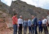 HARMANKAYA - Vali Büyükakın, Harmankaya Kanyonu Tabiat Parkı'nı Gezdi