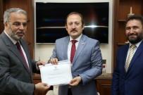 Vali Pehlivan Kurban Vekâletini Türkiye Diyanet Vakfı'na Verdi