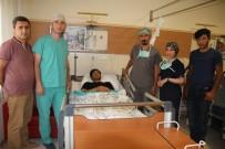 YUSUF DEMIR - Varto'da İlk Kez Kalça Kırığı Ameliyatı Yapıldı
