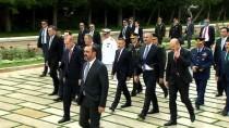 YÜKSEK ASKERİ ŞURA - YAŞ Üyeleri Anıtkabir'i Ziyaret Etti