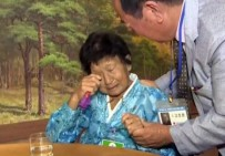 KUZEY KORE - 65 Yıl Sonra Bir Araya Geldiler Açıklaması Ağlatan Buluşma