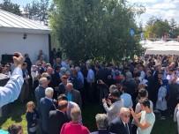 SELAMI ALTıNOK - AK Parti Erzurum İl Başkanlığı Bayramlaşma Programı