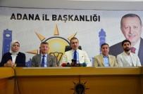 ABDULLAH GÜL - AK Parti Sözcüsü Çelik Açıklaması 'Eleştiri Sınırlarını Aşan İfadeleri Tasvip Etmiyoruz'