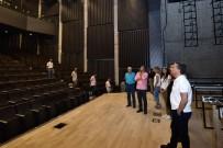 TÜRKAN ŞORAY - Antalya'nın Kültür Sanat Merkezi Açılıyor