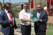 AKÇAALAN - Başkan Ercan Şimşek Açıklaması Hepimiz Kardeşiz